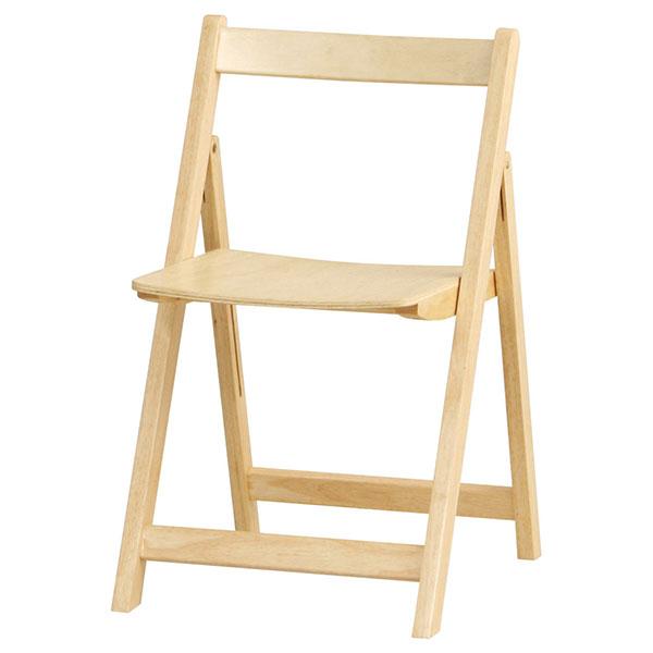 木製 折りたたみチェア 折りたたみ椅子 子ども 椅子 いす クッション チェア - aimcube画像2