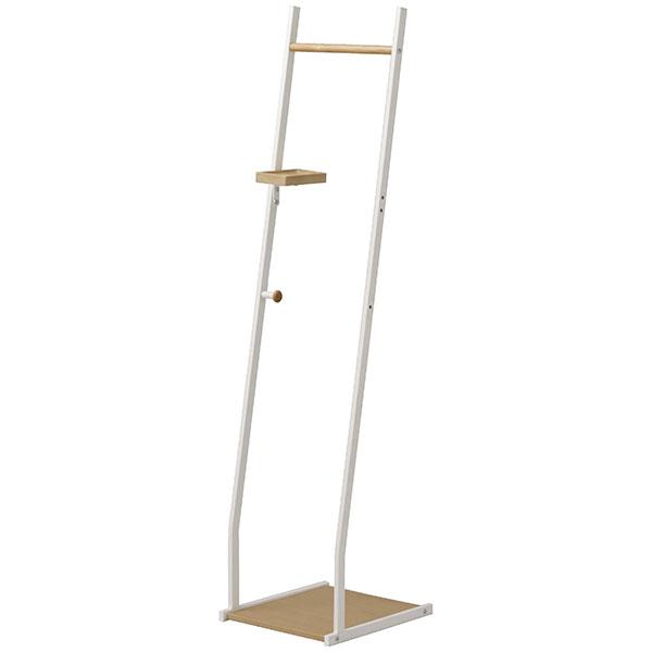 ハンガーラック 幅35cm 玄関ハンガー スタンドハンガー エントランス ハンガー - エイムキューブ画像3