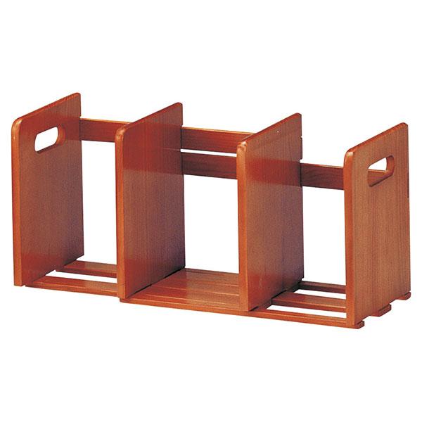 伸縮 本立て 卓上ブックエンド スライド本棚 完成品 教科書 参考書 絵本 単行本 - aimcube画像2