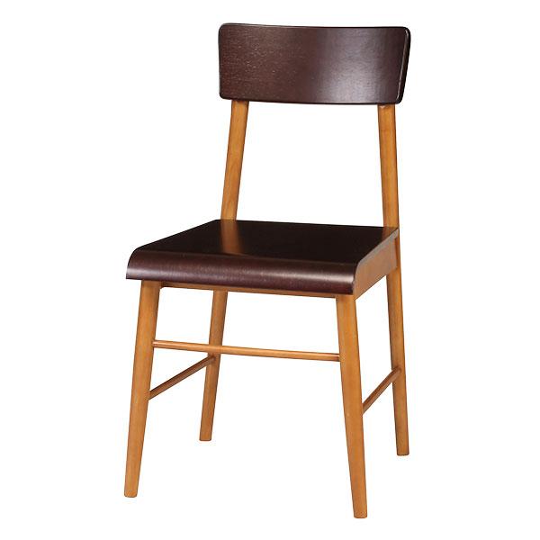 ダイニング 椅子 食卓チェア ナチュラル 家具 木製座面 カントリー アンティーク調 - aimcube画像2