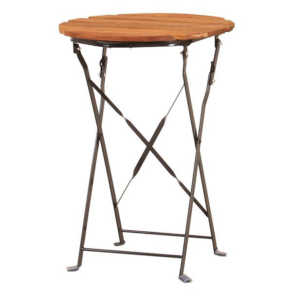 折り畳みテーブル アウトドアテーブル 作業台 アカシア材 アウトドア レジャー用 - aimcube画像2