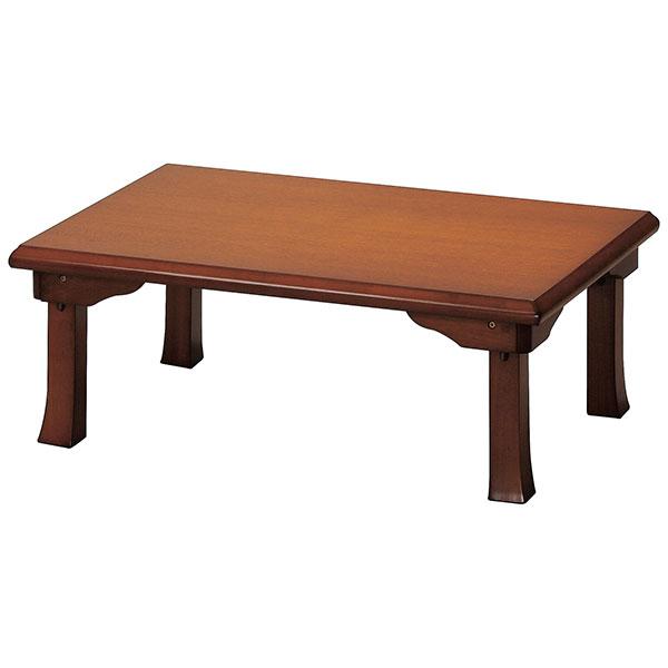 折りたたみテーブル コーヒーテーブル 折り畳み 完成品 リビングテーブル 四角形テーブル - aimcube画像2