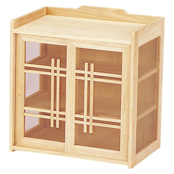 フードカバー キッチン収納 防埃 防カビ はえちょう 天然木製 カップケース 作り置 残り物 - aimcube画像2