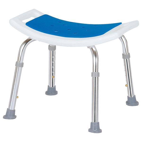 風呂イス 風呂椅子 風呂いす 介護椅子 高さ5段階調節 介護 妊婦 病院 老人ホーム - aimcube画像2