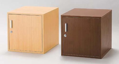鍵付 キューブボックス 押し入れ収納 クローゼット 収納 - aimcube画像2