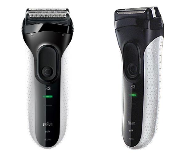 ブラウン Series3 メンズシェーバー 充電式 水洗いOK ひげそり ヒゲソリ 充電 髭剃り - aimcube画像2