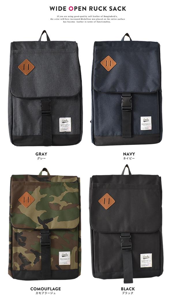 リュック シンプル 鞄 バッグ 持ち手付 通勤 通学 普段使い リュック アネロ anello - aimcube画像6