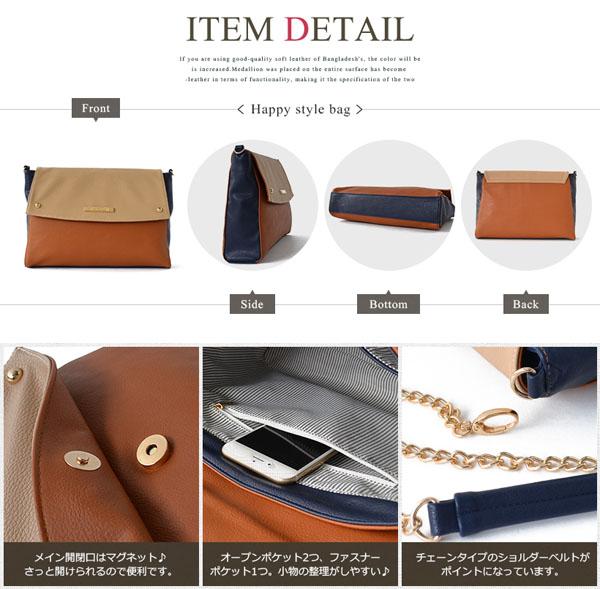 シンプル バッグ 買い物 通勤 通学用 鞄 合成皮革 通勤 通学 普段使い カバン - aimcube画像4