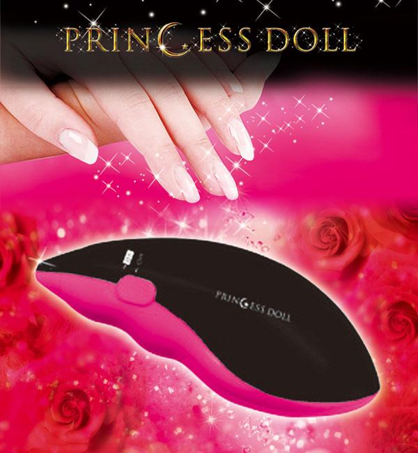 電動ネイル用品 爪磨き 爪やすり アタッチメント 5種付属 ネイルサロン お手軽入門セット - aimcube画像2