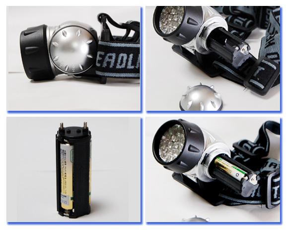 LEDライト18灯 生活防水仕様 登山用ライト 防雨ライト 停電対策LEDライト 災害用ライト - エイムキューブ画像3