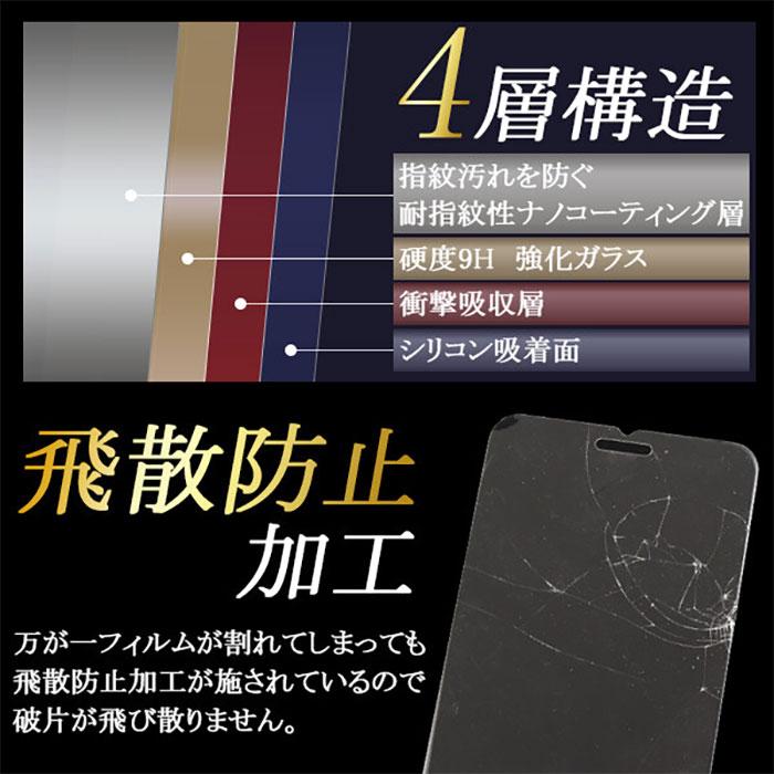 液晶フィルム 画面保護 衝撃 傷 埃 ガラスフィルム 極薄 硬度9H - aimcube画像2