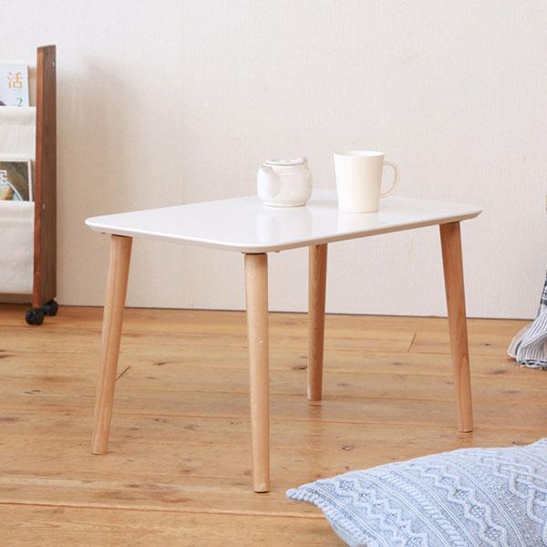 サイドテーブル 幅60cm ソファサイドテーブル 高さ38.5cm 簡易組立品 天板耐荷重 約20kg - aimcube画像3