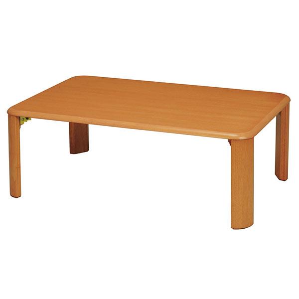 折れ脚 座卓 テーブル コーヒーテーブル 北欧風 完成品 シンプル ローテーブル - aimcube画像2