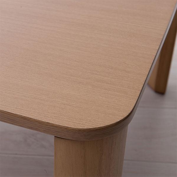 折りたたみテーブル 幅75cm ローテーブル センターテーブル 一人暮らし 子供部屋 - エイムキューブ画像3