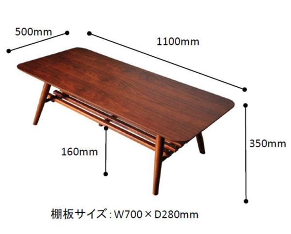 ローテーブル リビングテーブル 座卓 天然木製 折りたたみ式 コーヒーテーブル - aimcube画像4