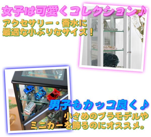 コレクションケース 縦型 ガラスケース - aimcube画像4