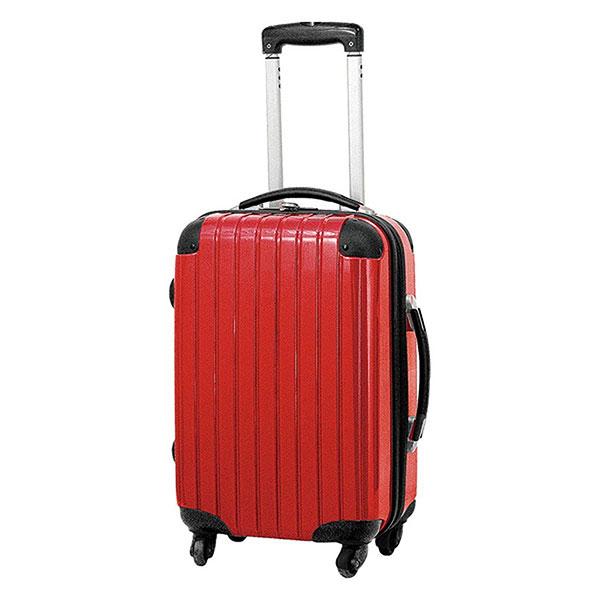 旅行バッグ かばん 鞄 ビジネスキャリー ☆ 360度回転キャスター搭載 旅行キャリー TSAロック付 - aimcube画像2