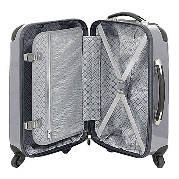 旅行バッグ かばん 鞄 ビジネスキャリー ☆ 360度回転キャスター搭載 旅行キャリー TSAロック付 - aimcube画像4