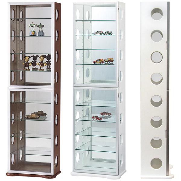 コレクションケース 10段 ガラスケース フィギュア収納 完成品 ガラス棚 収納棚 ショーケース - エイムキューブ画像3