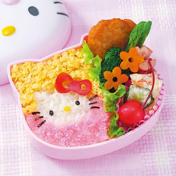 おにぎり型 抜き型 のりパンチセット 正規ライセンス品 KITTY サンリオ キッチン用品 - aimcube画像2