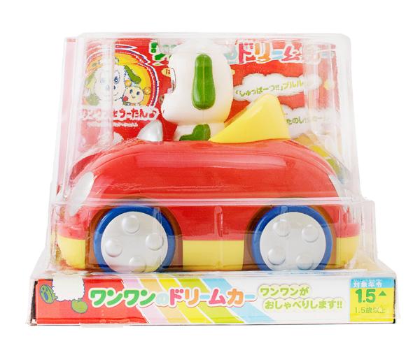 ワンワン カー おもちゃ 幼児用 単4電池2本付 いないいないばあっ! テーマソング - aimcube画像2