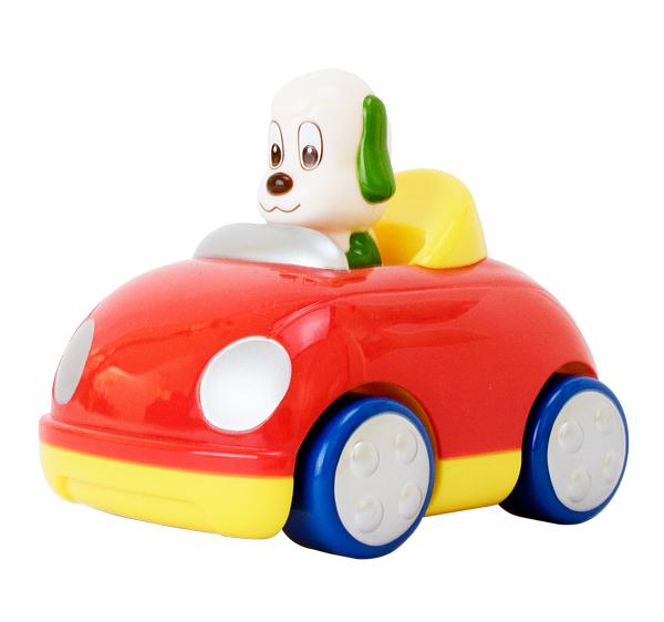 ワンワン ドリームカー 車型 おもちゃ わんわん 車 car ワンワン おしゃべり! 1.5歳以上 - エイムキューブ画像3