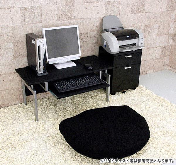 パソコンデスク 幅90cm ロータイプ ローデスク - エイムキューブ画像2