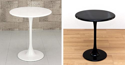 ラウンドテーブル FRP製 直径60cm カフェテーブル 丸テーブル フラワーテーブル 展示台 - エイムキューブ画像3