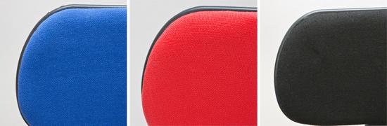 パソコンチェア 事務所 椅子 机 イス 青 ブルー - aimcube画像4