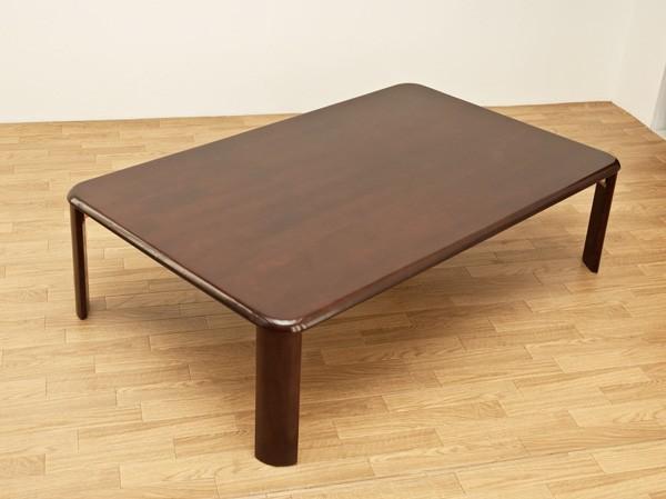 リビングテーブル ナチュラル コンパクトテーブル 天然木製 完成品 ローテーブル - aimcube画像2