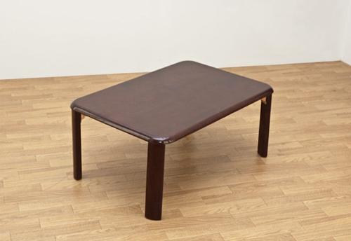 ちゃぶ台 コンパクト 折りたたみ テーブル 座卓 傷防止フェルト付 リビング テーブル 子供部屋 - aimcube画像2