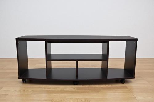 ローボード 高さ40cm DVDプレーヤーラック ディスプレイラック サイドテーブル - aimcube画像2