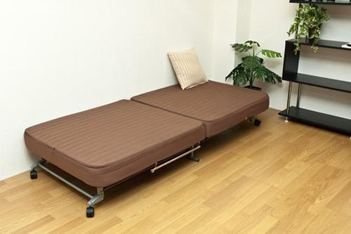 マットレス付き折りたたみベッド,シングルベッド 折り畳みベッド,簡易