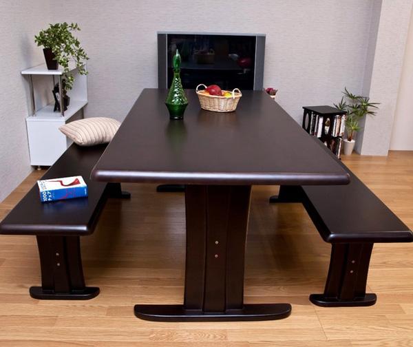 ダイニング テーブル ベンチ - aimcube画像1