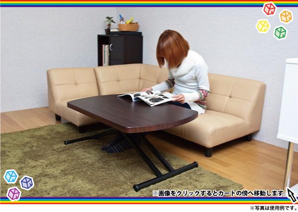 昇降テーブル 幅90cm リフトテーブル ガス圧昇降式 - aimcube画像1