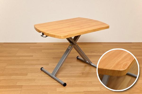 昇降テーブル 幅90cm リフトテーブル ガス圧昇降式  - aimcube画像3