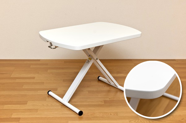 昇降テーブル 幅90cm リフトテーブル ガス圧昇降式 -  エイムキューブ画像4