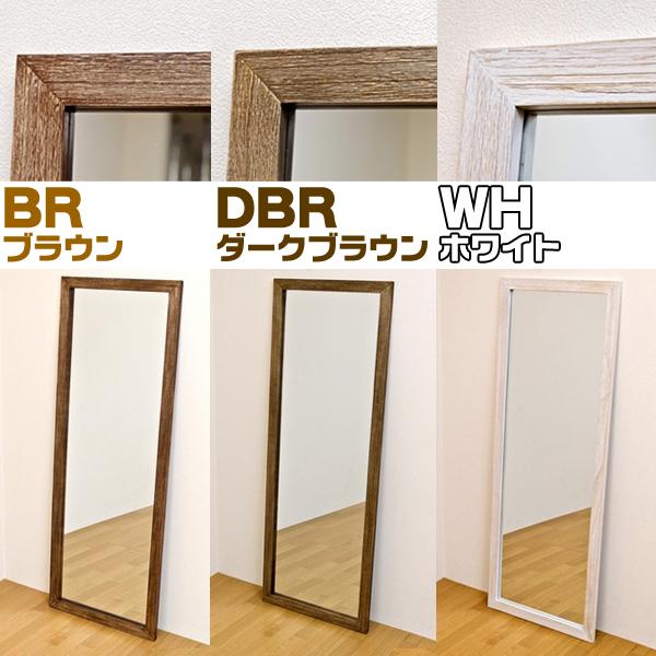 玄関ミラー ルームミラー 飛散防止フィルム加工 アンティーク調 アジアンテイストミラー 大型ミラー - aimcube画像2