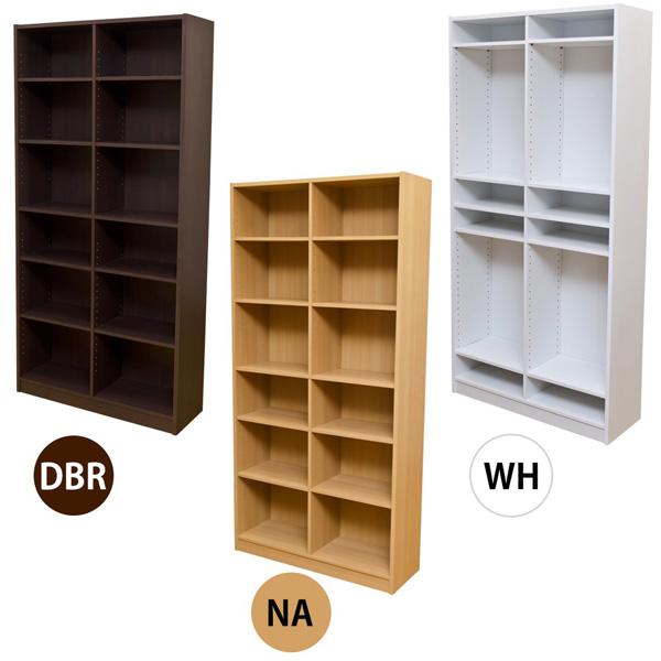 書棚 CDラック DVDラック 収納棚 転倒防止用金具付 収納ラック 漫画 収納棚 - aimcube画像4