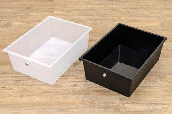 ファイルボックス 書類棚 フリーチェスト キャスター付 ファイルボックス 整理棚 2色展開 - aimcube画像4