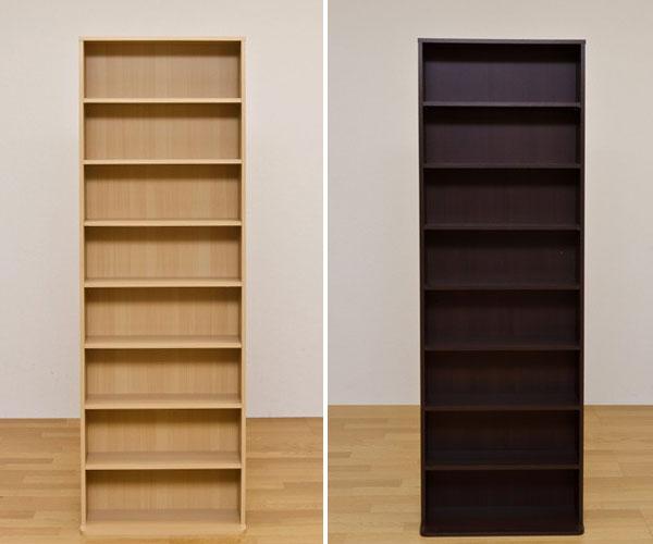 書棚 CDラック DVDラック 収納棚 転倒防止用金具付 マンガ 収納  本棚 ラック ブルーレイ - aimcube画像2