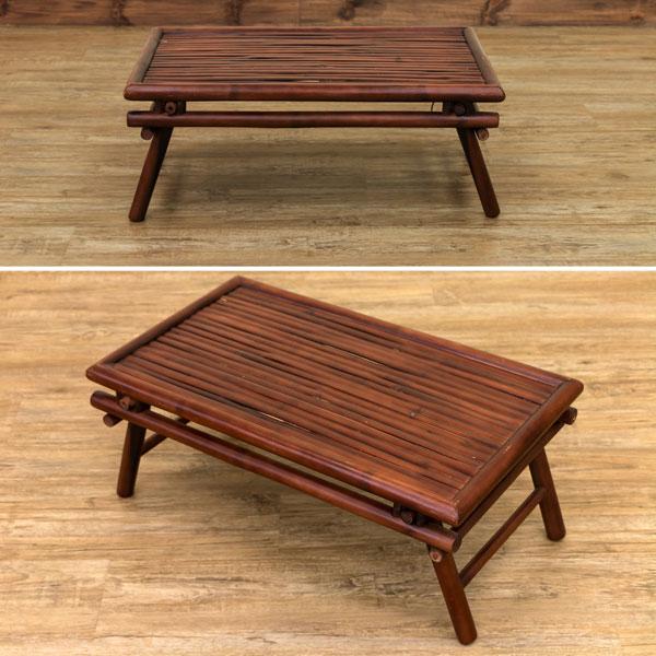 ローテーブル コーヒーテーブル ちゃぶ台 レトロ調 おしゃれなセンターテーブル - aimcube画像2