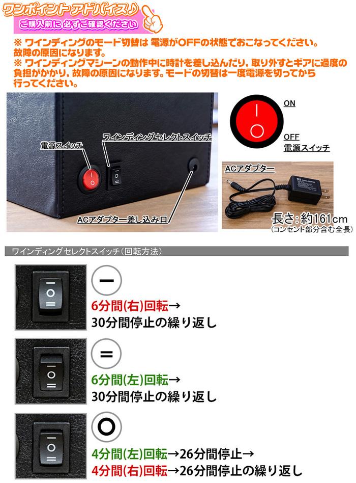 ォッチケース コレクションケース 2色展開 誕生日 クリスマス プレゼント - aimcube画像4