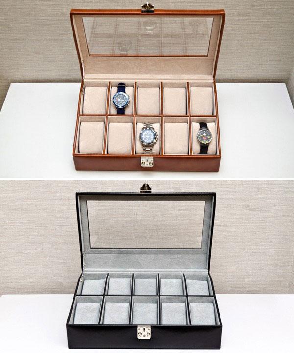 ウォッチケース 腕時計 ケース 小物収納 - aimcube画像2