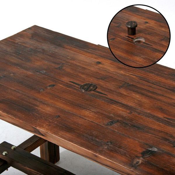 ガーデンテーブル ガーデンベンチ - aimcube画像2