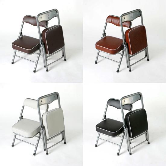 子供用 パイプ椅子 ミニイス- aimcube画像2