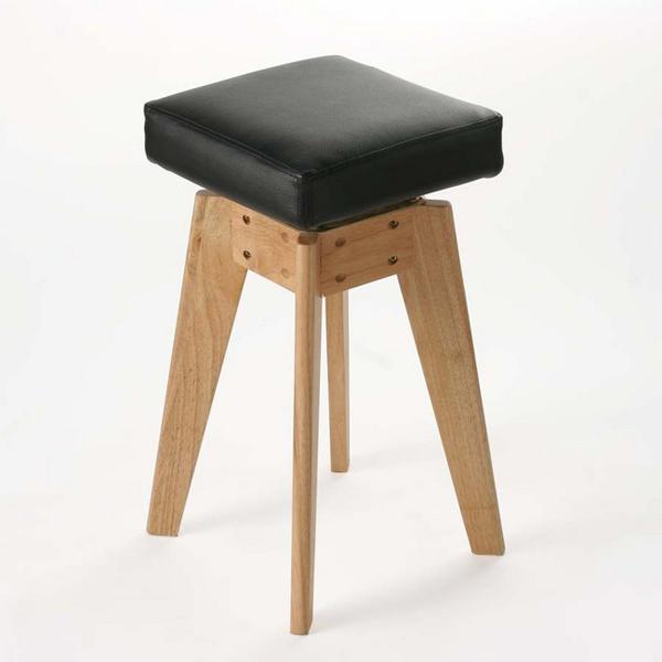 回転チェア 玄関スツール 腰掛け 座面360度回転 送料無料 座面回転スツール 休憩椅子 - aimcube画像2